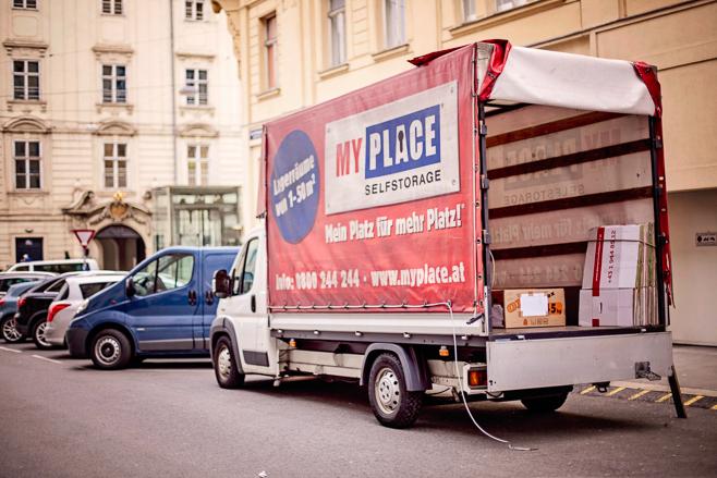 Umzug in Wien und Wien-Umgebung