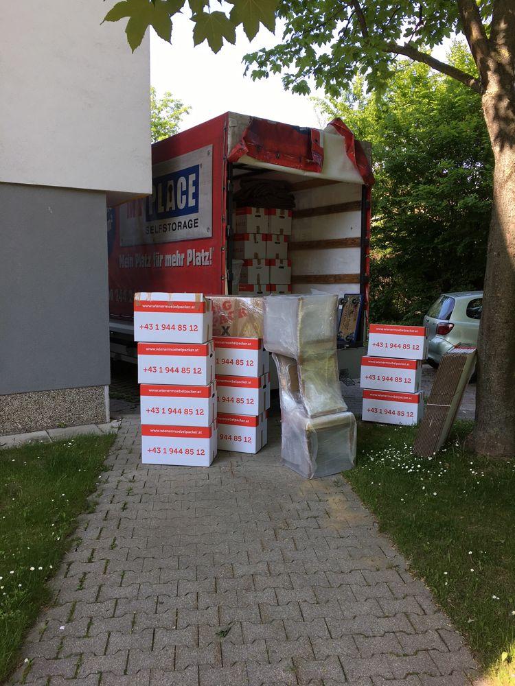 Umzug Wien - Niederösterreich1
