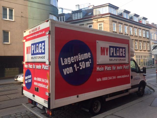 Umzug Wien - Planung3