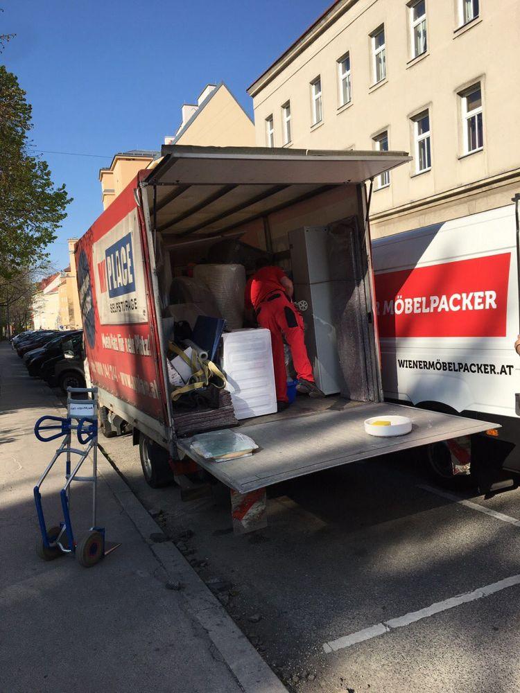 Umzug Wien - Paket B2