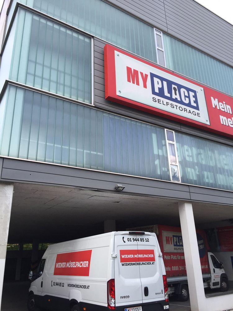 Umzug Wien - Lagerung4